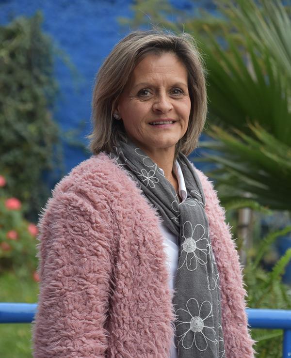 María Elena Hidalgo